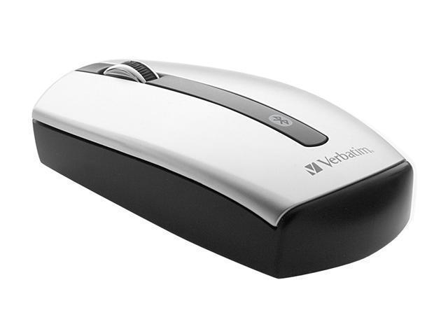 Verbatim Easy Riser Bluetooth Laser Notebook Mouse