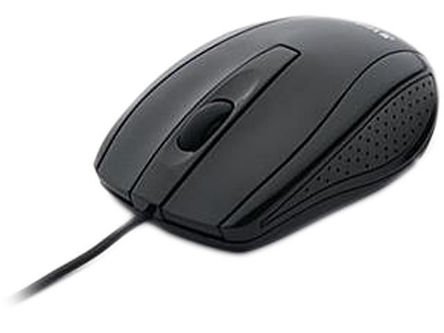 Verbatim Bravo 98106 Black 1 x Wheel Wired Optical Mouse