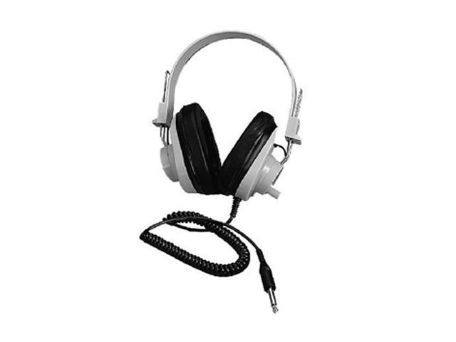 Ergoguys 2924AVPS 3.5mm Connector Ultra Sturdy Stereo Headphone with Volume Control