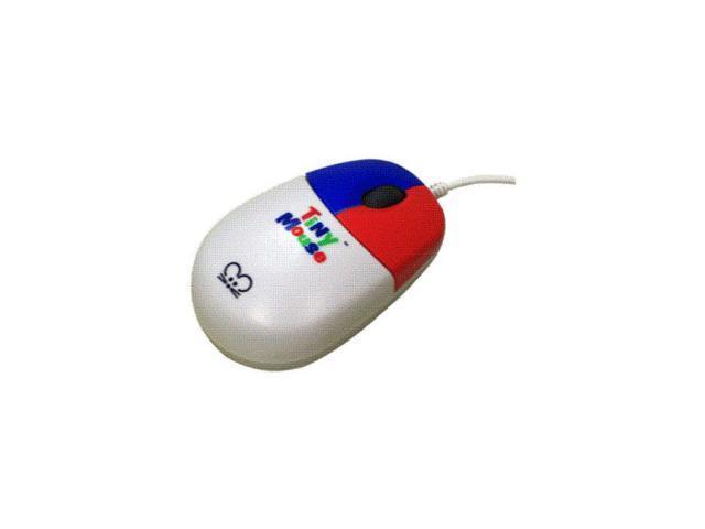 chestercreektech TMO 2-Tone 3 Buttons 1 x Wheel USB or PS/2 Optical 800 dpi A. Tiny Mouse