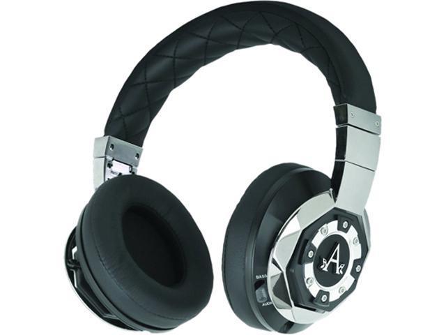 A-Audio A01 Chrome Over ear Headphones