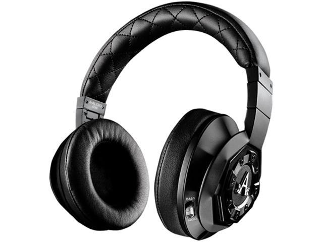 A-Audio Black A02 Legacy Over-Ear Headphones