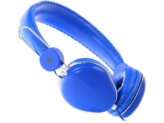 Moki Blue ACCHPVLB Volume Limited Headphones - Blue