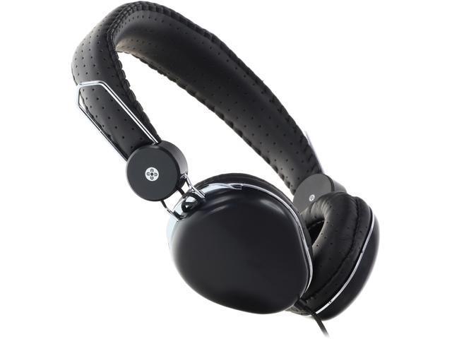 Moki Black ACCHPVLBK Volume Limited Headphones - Black
