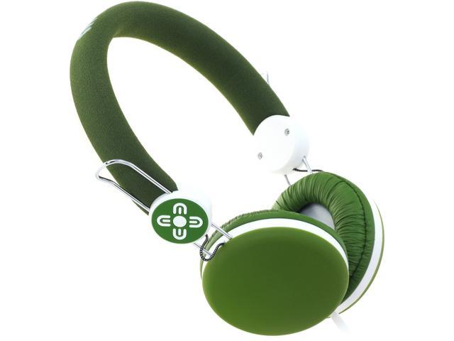 Moki Green ACCHPKUG Kush Headphones - Green