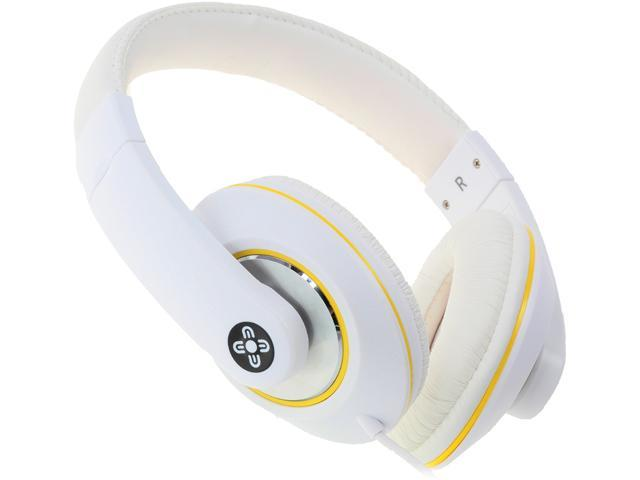 Moki Yellow ACCHPSY Pro Studio Headphones - Yellow