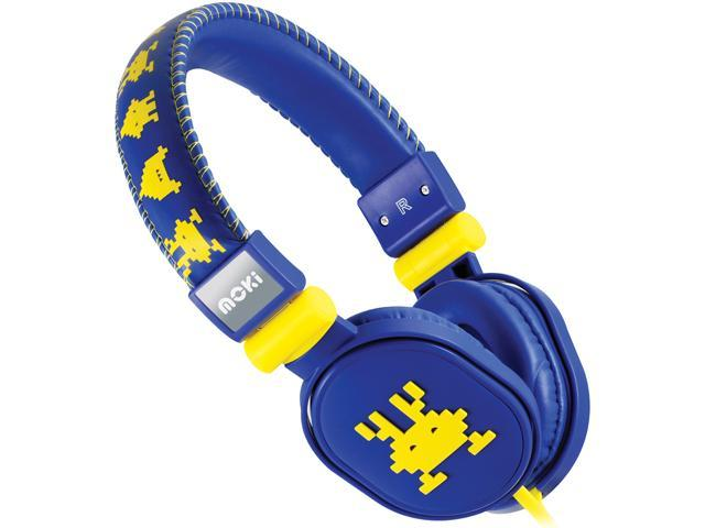 Moki Martian Blue ACCHPPOH Popper Headphones - Martian Blue