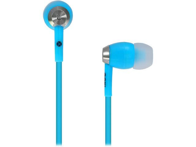 Moki Blue ACC HPHBB 3.5mm Connector Hyper Buds Earphones Blue
