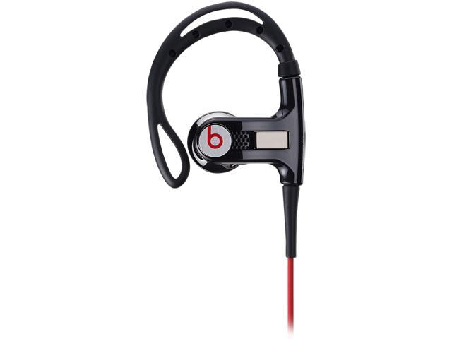 Beats by Dr. Dre Black 900-00005-01 3.5mm Connector In-ear Earphone with ControlTalk w/Sport Hook - Lebron James Black