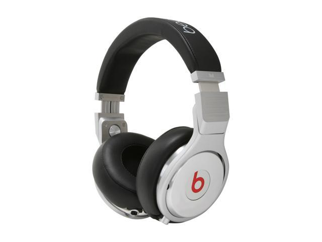 Beats By Dre Pro High Definition Noise Reduction Monster Headphones - Black