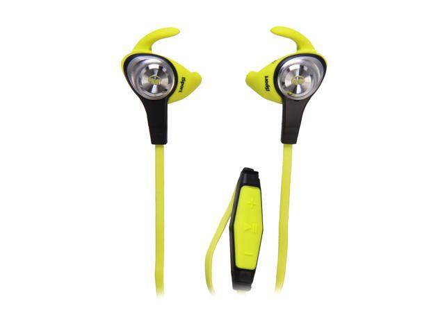 Monster iSport Intensity In-Ear Headphones Intensity Green - 128693
