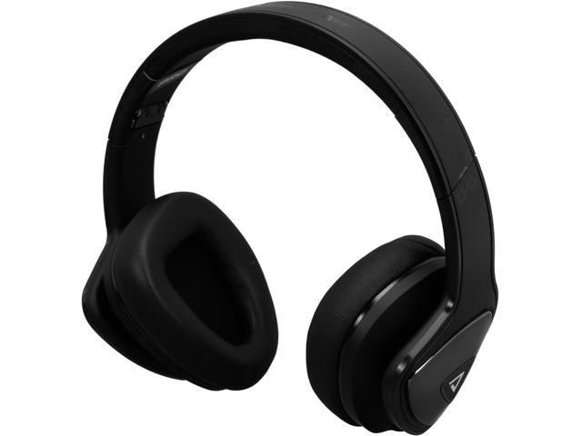 Monster Matte Black MH DNA OE BKMT NI CA WW 3.5mm Connector Over-Ear Headphones
