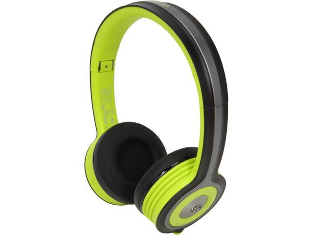 Monster - iSport Freedom Wireless Bluetooth On-Ear Headphones - Green - 128939