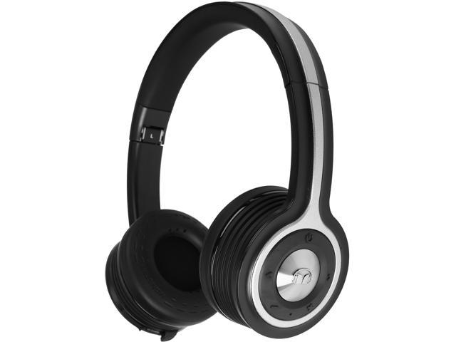 Monster iSport Freedom Bluetooth On-Ear Headphone-Black