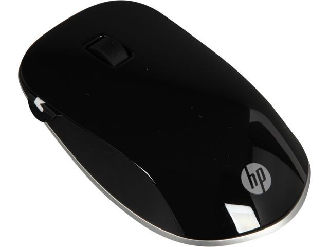 HP Z4000 H5N61AA#ABA Black 3 Buttons 1 x Wheel USB RF Wireless Mouse