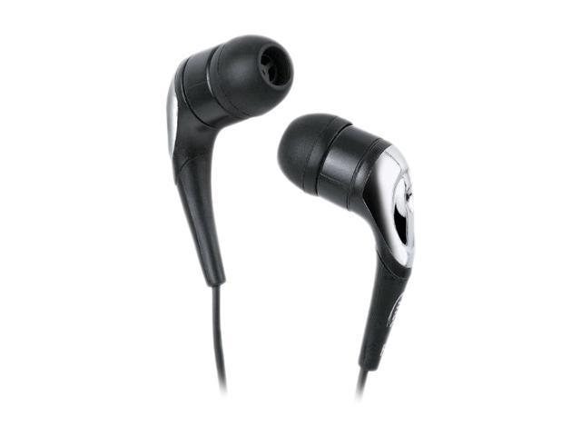 MEElectronics MEE-SX31-BK 3.5mm Connector Earbud In-Ear Earphones for iPod and MP3 Players (black)