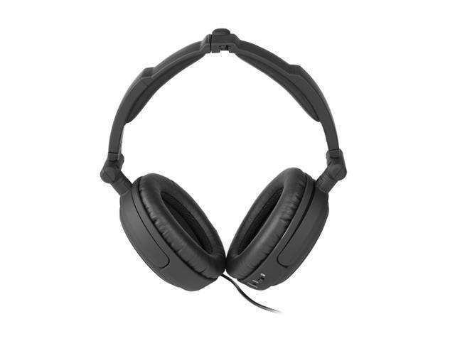 AblePlanet NC200 3.5mm/ 6.3mm Connector Circumaural Foldable Active Noise Cancelling Headphone