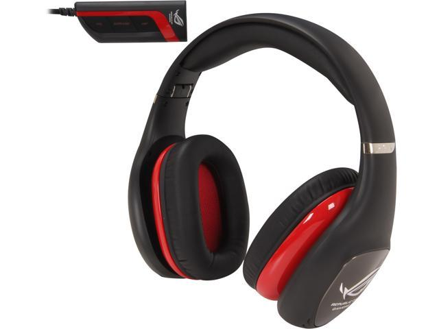 ASUS ROG Vulcan Pro 3.5mm/ USB Connector Circumaural Gaming Headset