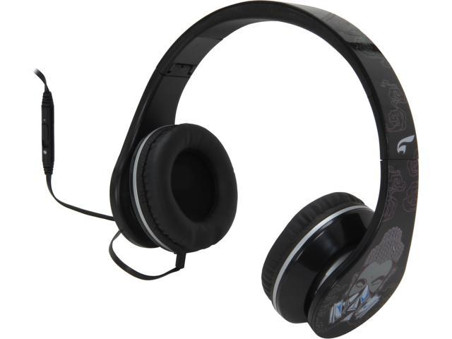 EAGLE TECH Cleansing- Return to innocence headphones (Black) ET-ARHP300FC-BK