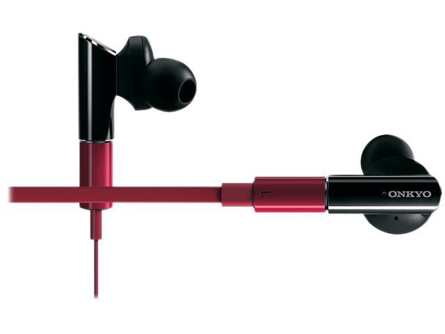 Onkyo Red IE-FC300 Red 3.5mm Connector In-Ear Headphones