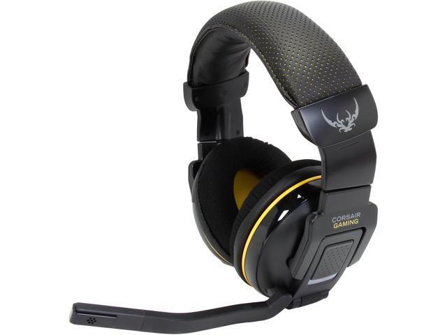 Corsair H2100 USB Connector Circumaural Dolby 7.1 Wireless Gaming Headset