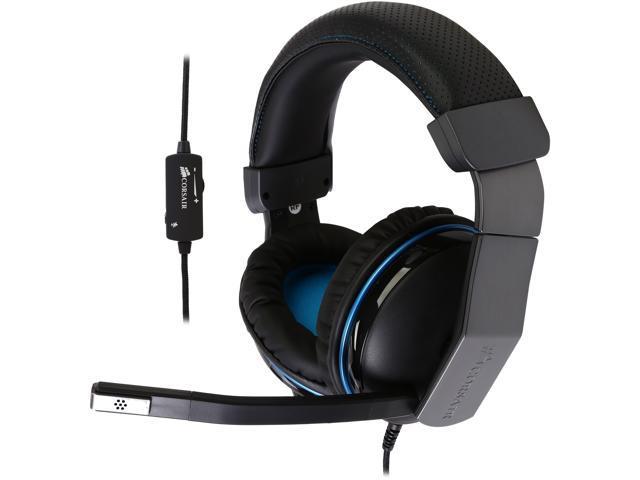 Corsair Vengeance 1400 Dual 3.5mm Connector Circumaural Gaming Headset