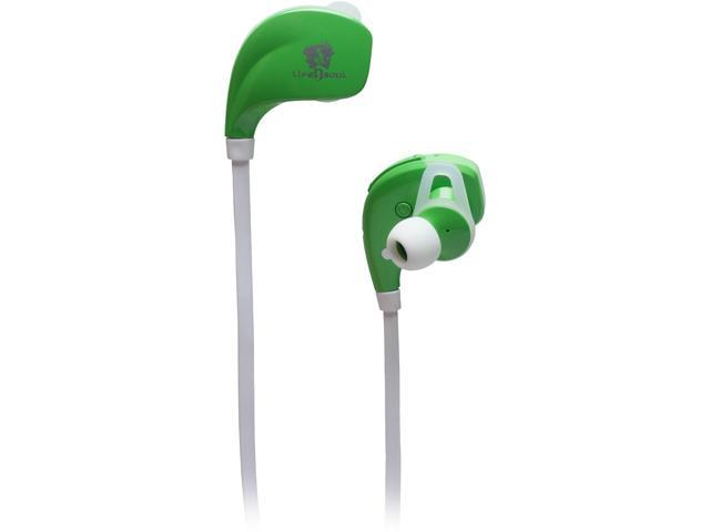Life n Soul B106-G Bluetooth Sport Earphones Green