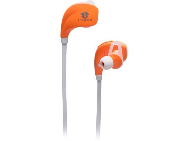 Life n Soul B106-O Bluetooth Sport Earphones Orange