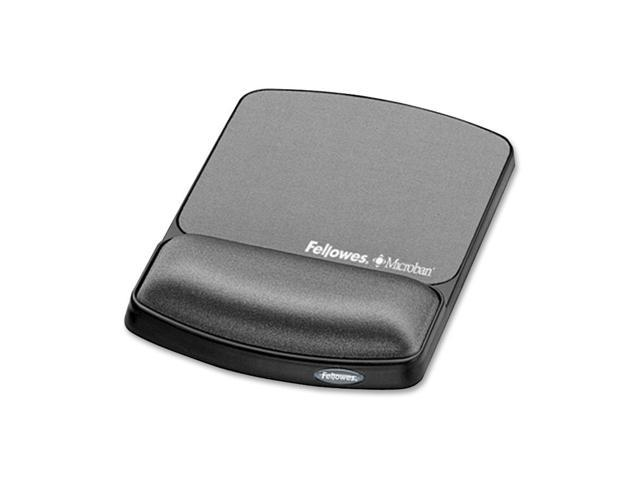 Fellowes 9175101 Gel Wrist Rest & Mouse Pad