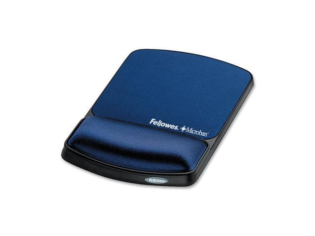 Fellowes 9175401 Gel Wrist Rest and Mouse Pad