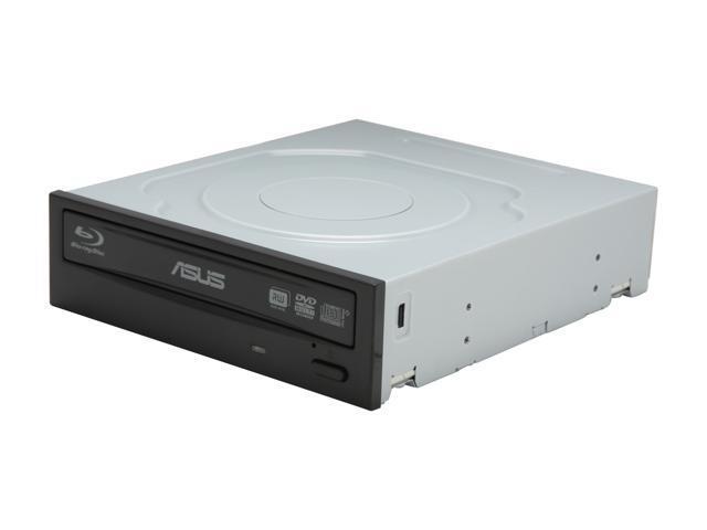 ASUS Black 12X Blu-ray Burner SATA BW-12B1ST/BLK/G/AS