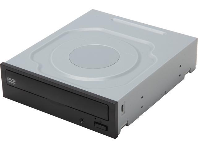 ASUS Black 18X DVD-ROM 48X CD-ROM SATA DVD-ROM Drive Model DVD-E818AAT (DVD-E818AAT/BLK/B/GE)