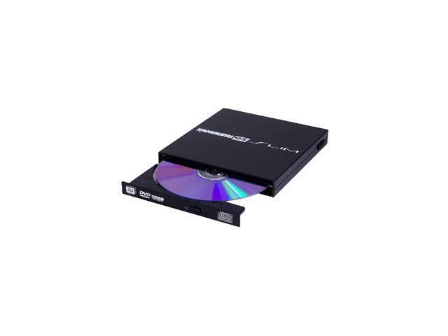Kanguru USB 2.0 QS Slim DVDRW Model U2-DVDRW-SL