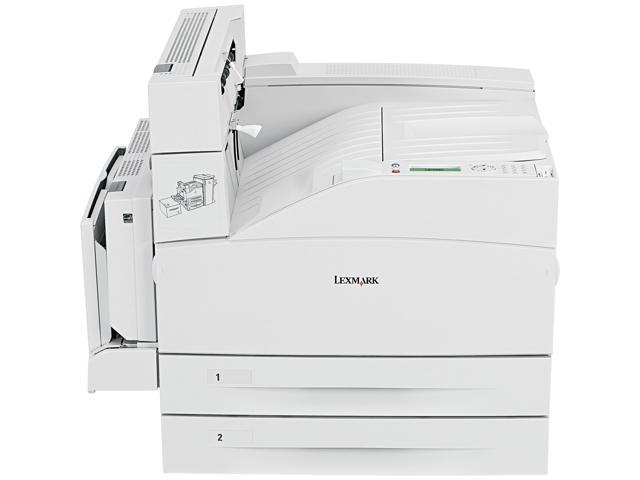 Lexmark W850DN Laser Printer - Monochrome - 1200 x 1200 dpi Print - Plain Paper Print - Desktop