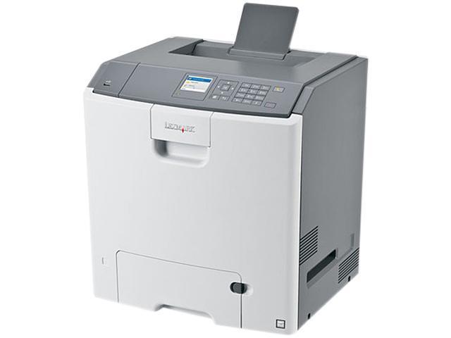 Lexmark C746DN Laser Printer - Color - 2400 x 1200 dpi Print - Plain Paper Print - Desktop