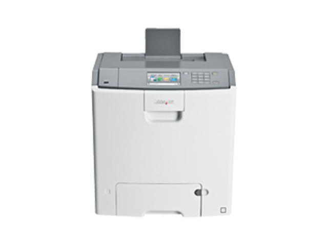Lexmark C748DE Laser Printer - Color - 2400 x 600 dpi Print - Plain Paper Print - Desktop