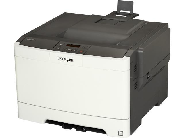 LEXMARK CS310dn Workgroup Up to 25 ppm 1200 x 1200 dpi Color Print Quality Color Laser Printer