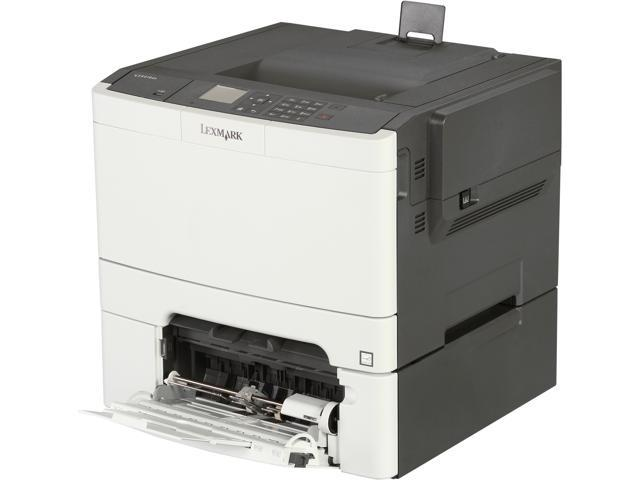 LEXMARK CS410dtn Workgroup Up to 32 ppm 1200 x 1200 dpi Color Print Quality Color Laser Printer