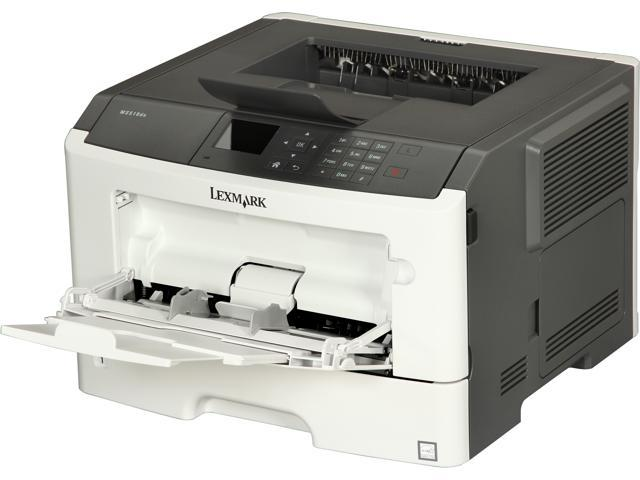 LEXMARK MS510dn Workgroup Up to 45 ppm Monochrome Laser Printer