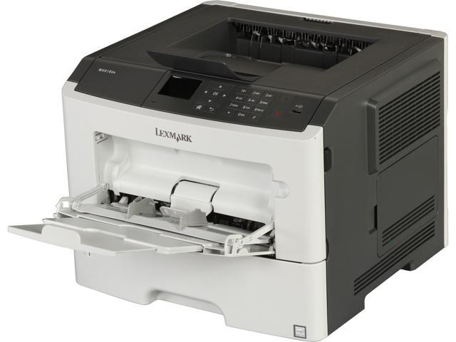 LEXMARK MS610dn Workgroup Up to 50 ppm Monochrome Laser Printer