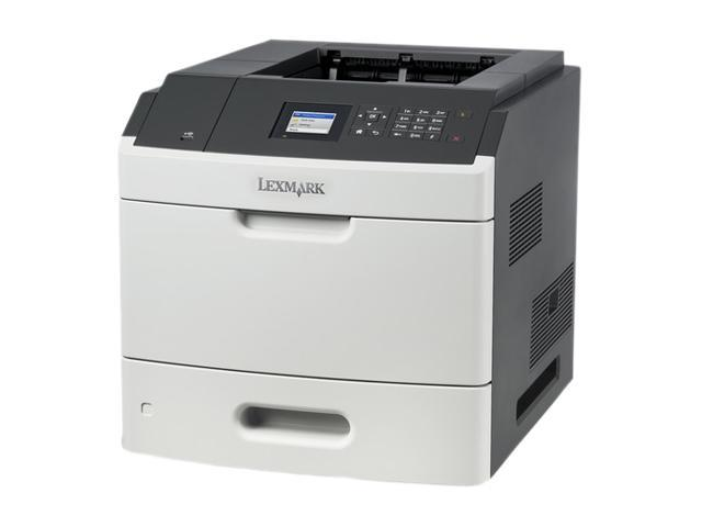 LEXMARK MS810dn Workgroup Up to 55 ppm Monochrome Laser Printer