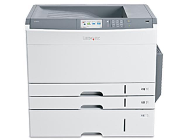 LEXMARK C925dte Workgroup Up to 30 ppm 600 x 600 dpi Color Print Quality Color LED Printer