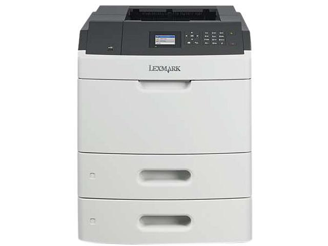 LEXMARK MS810 Series MS810DTN Plain Paper Print Up to 55 ppm Monochrome TAA Compliant Laser Printer