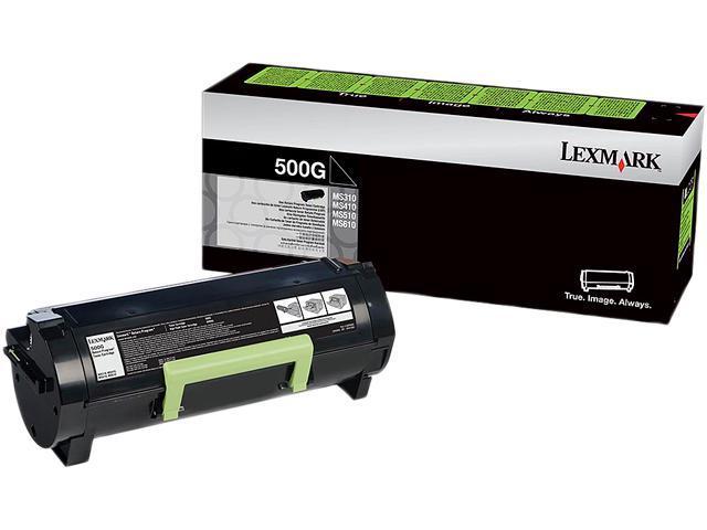 LEXMARK 50F000G 500G Return Program Toner Cartridge