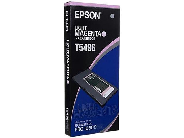 EPSON T549600 Ink Cartridge Light Magenta