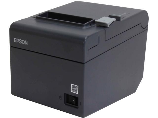 EPSON C31CD52062 TM-T20II ReadyPrint Thermal Receipt Printer