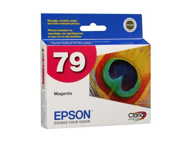 EPSON 79 (T079320) High-Capacity Ink Cartridge Magenta