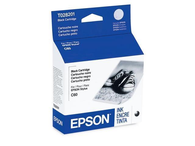 EPSON T028201 Ink Cartridge Black