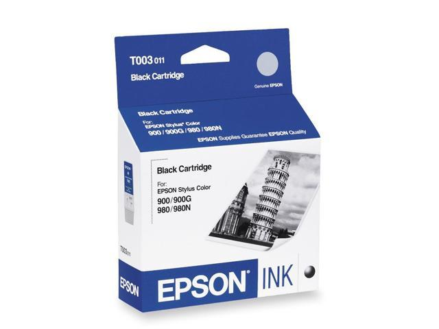 EPSON T003011 Ink Cartridge Black