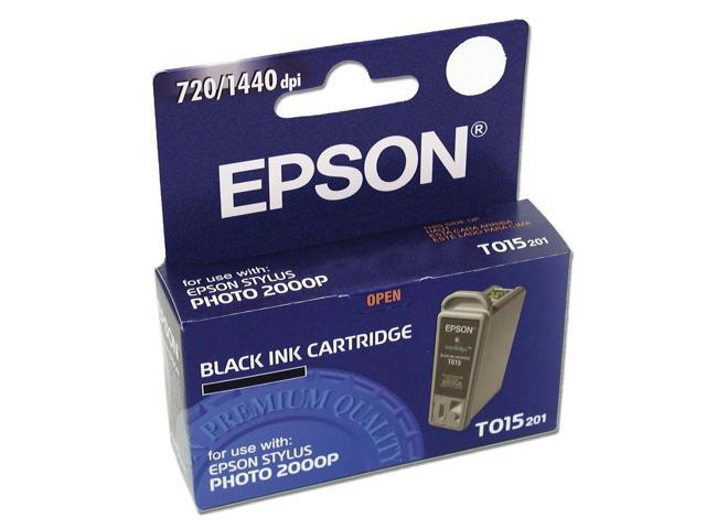 EPSON Cartridge Black
